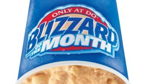Dairy Queen Blizzard Of The Month August 2019
