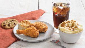 KFC Five Dollar Fill Up