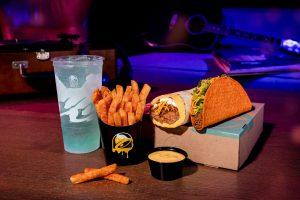Taco Bell Nacho Fry Box