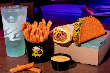 taco bell specials nacho fry box