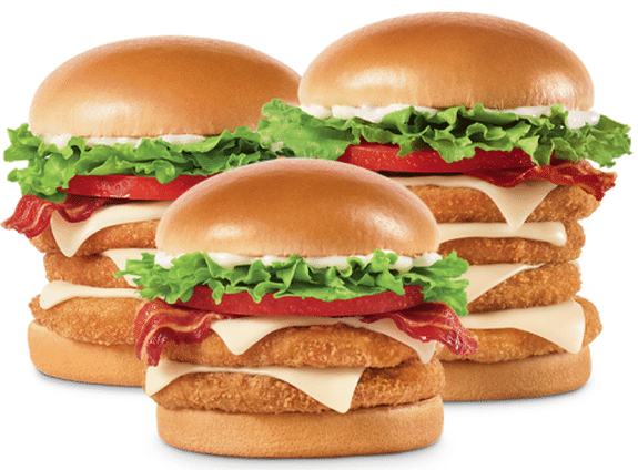 Jack in the Box Really Big Chicken Sandwich September 2019