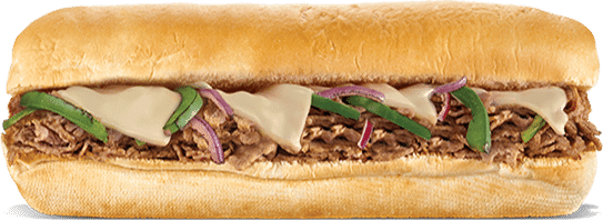 Subway Sub of The Month